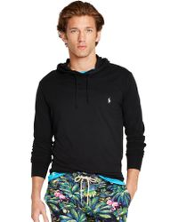 Pink Pony - Polo Jersey Hoodie - Lyst