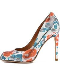 Marc By Marc Jacobs Jerrie Rose Pumps - Persimmon Orange - Lyst