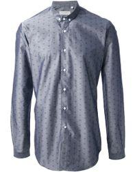 Mr Start | Mini Button Down Shirt | Lyst