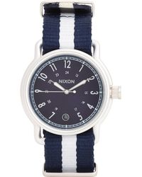 "Nixon ""The S.A.M."" Watch - Lyst"