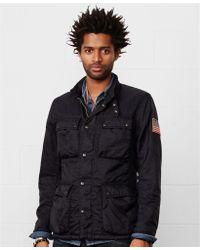 Denim & Supply Ralph Lauren Motorcycle Liner Jacket - Lyst
