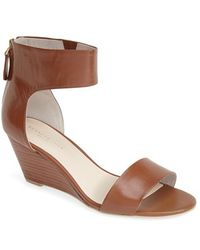 Kenneth Cole 'Danielle' Wedge Sandal - Lyst