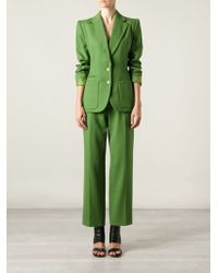 Yves Saint Laurent Vintage Two Piece Suit - Lyst