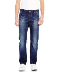 Robert Graham Upside Down Jeans - Lyst