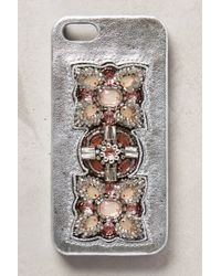 Jasper & Jeera - Leather Blooms Iphone Case - Lyst