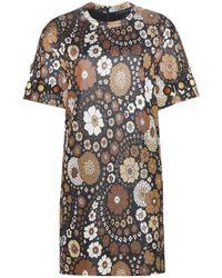 Marc Jacobs Print Dress - Lyst
