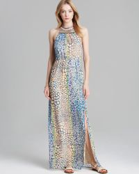Charlie Jade Ava Beaded Maxi Dress - Lyst