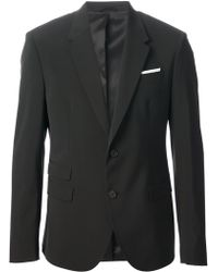 Neil Barrett Slim Fit Suit - Lyst