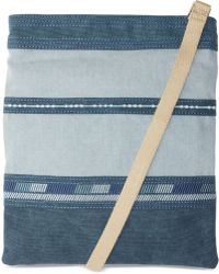 TOMS | Embroidered Canvas Crossbody | Lyst