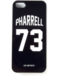 LES (ART)ISTS 'Pharrell 73' Iphone 5/5S Case - Lyst