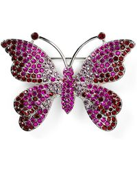 Carolee - Butterfly Pin - Lyst