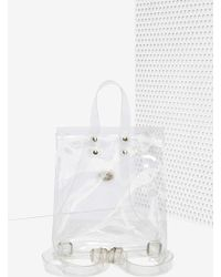 Nasty Gal X Nila Anthony Nothin' To Hide Backpack - Lyst