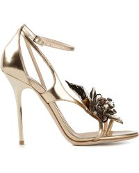 Jimmy Choo Mantle Sandals - Lyst