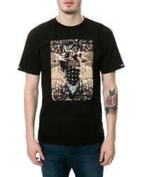 Crooks And Castles The Queen Medusa Tee - Lyst