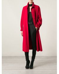 Gianfranco Ferré Vintage Long Coat - Lyst