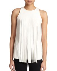 Sachin & Babi Nocturne Sleeveless Top - Lyst