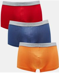 Esprit - 3 Pack Trunks - Lyst