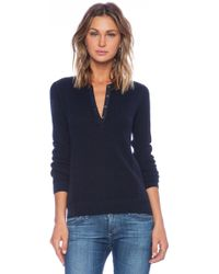 Marc By Marc Jacobs Blue Brody Sweater - Lyst