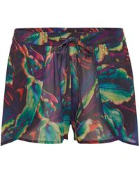 Biba - Summer Tropics Beach Shorts - Lyst