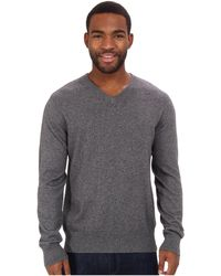 The North Face Mt Tam Vneck Sweater - Lyst