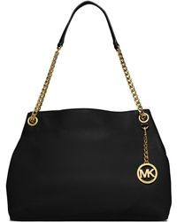 MICHAEL Michael Kors Jet Set Chain Shoulder Bag - Lyst