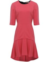 MSGM Punto Milano Dress - Lyst