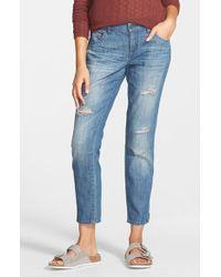 Volcom - Boyfriend Jeans - Lyst