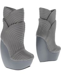 United Nude Ankle Boots - Lyst
