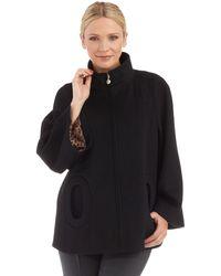 Betsey Johnson - Belle Sleeved Coat - Lyst