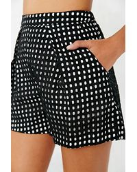 Alice Ritter X Uo Annabelle High-Rise Short - Lyst