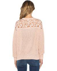 Essentiel - Happy Returns Sweater - Lyst