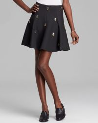 Elizabeth And James Skirt Riley Embellished - Lyst