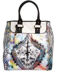 LeSportsac Large Signature Tote Bag - Lyst