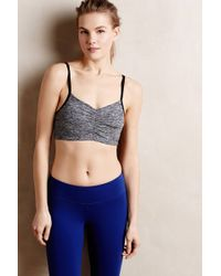 Beyond Yoga Lotus Spacedye Bra - Lyst