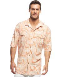 Tommy Bahama Yachta Regatta Shirt - Lyst