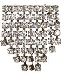 N°21 - Cascading Jewel Brooch - Lyst