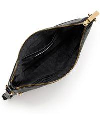 Michael Kors - Bedford Leather Crossbody - Lyst