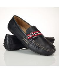 Polo Ralph Lauren Willem Ribbon Loafer - Lyst