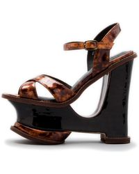 Jeffrey Campbell Hare-2 brown - Lyst