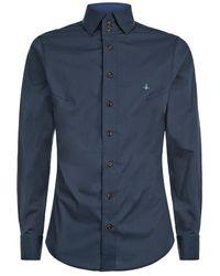 Vivienne Westwood Three Button Shirt - Lyst