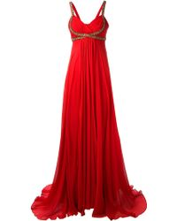 Notte by Marchesa Embellished Evening Gown - Lyst