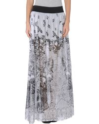 Agatha Cri - Long Skirt - Lyst