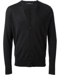 Givenchy Black Classic Cardigan - Lyst