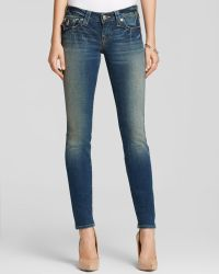 True Religion Jeans - Julie Core Skinny in Blue Storm - Lyst