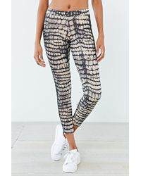 Adidas Originals Firebird Printed Legging - Lyst