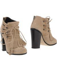 Neil Barrett Ankle Boots - Lyst