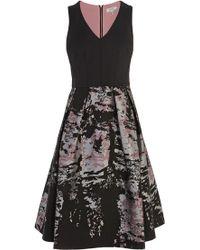 Coast Raya Jacquard Dress - Lyst