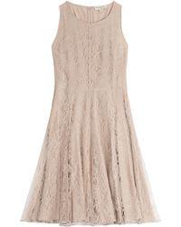 Burberry London Lace Dress - Lyst