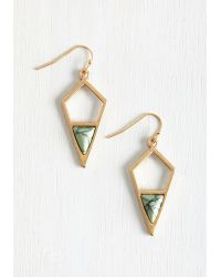 Ana Accessories Inc - That's A Good Point Earrings - Lyst