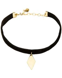 Vanessa Mooney The Lily Choker - Lyst
